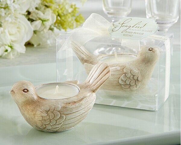 Dove #TealightHolder #Wedding Favour!!