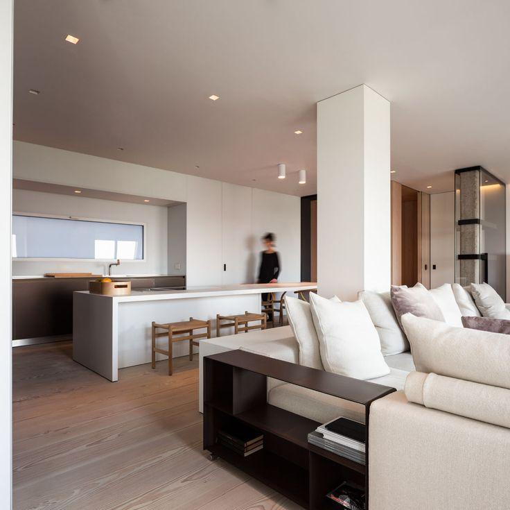 Contemporary Apartment Located In Seville, Spain, Designed By Francesc Rifé  Studio.