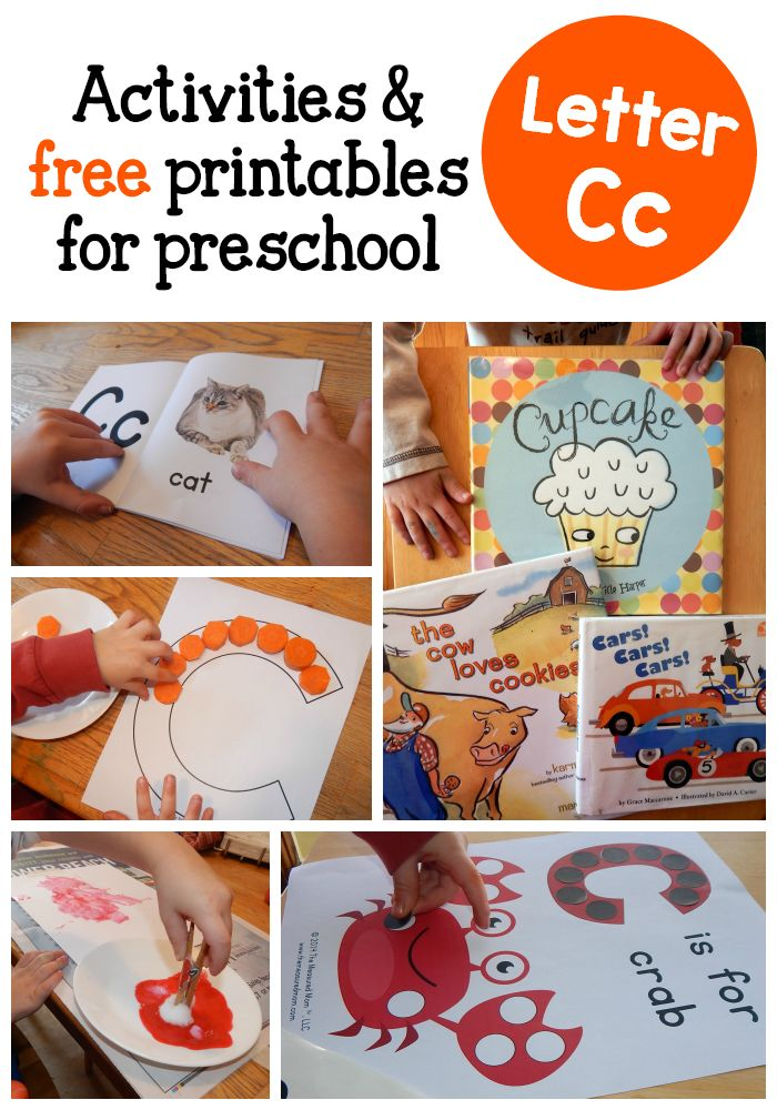 The 25 best Letter c preschool ideas on Pinterest
