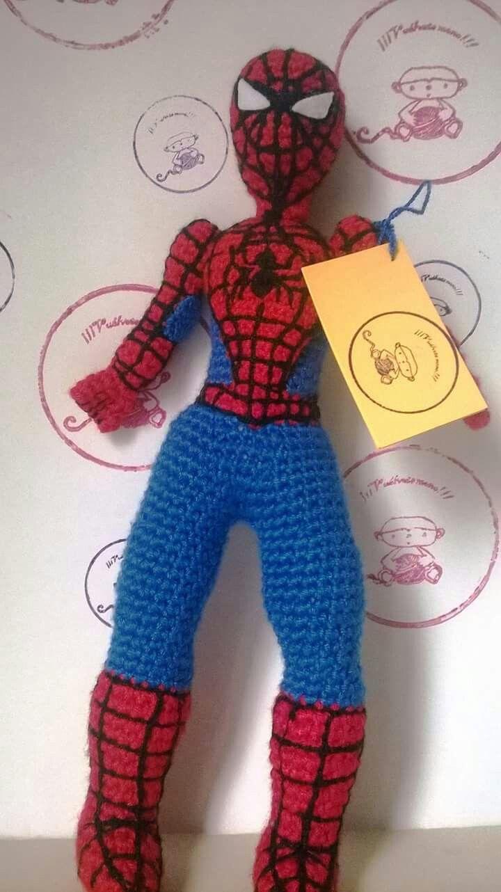 Spiderman by Vuelvete mono facebook Vuelvete mono Instagram @Vuelvete mono