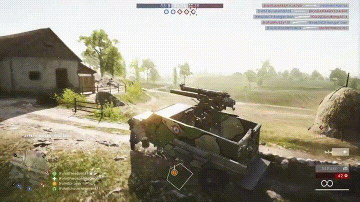 Artillery Truck vs Horse