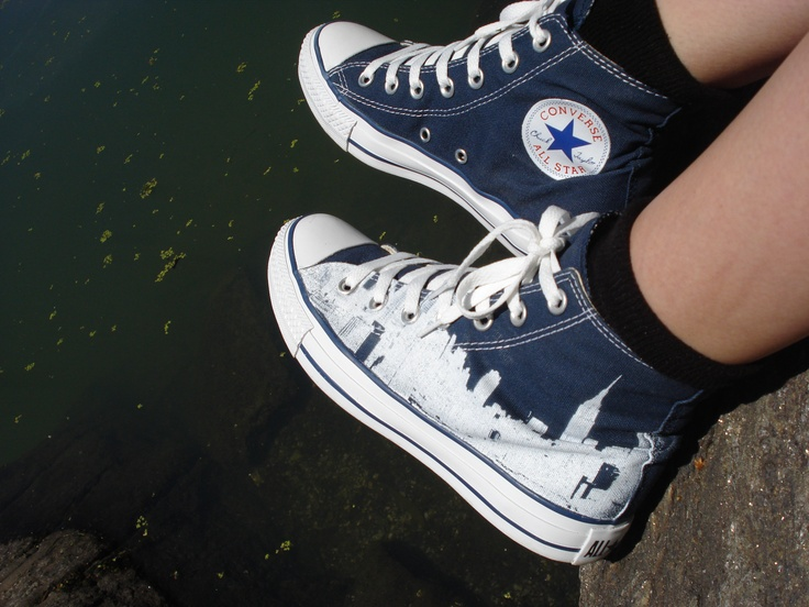 customize converse shoes