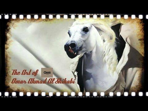 The Art of Omar Ahmad Al Shihabi