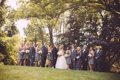 The Wedding of Dana & Patrick