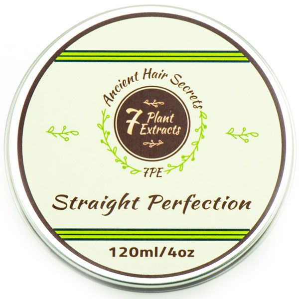 Straight Perfection Natural Hair Relaxer On C