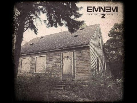 Eminem - MMLP2 - The Marshall Mathers LP 2 - MMLP2 FULL ALBUM [HQ]