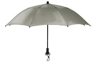 ZPacks.com Ultralight Backpacking Gear - Silver Umbrella