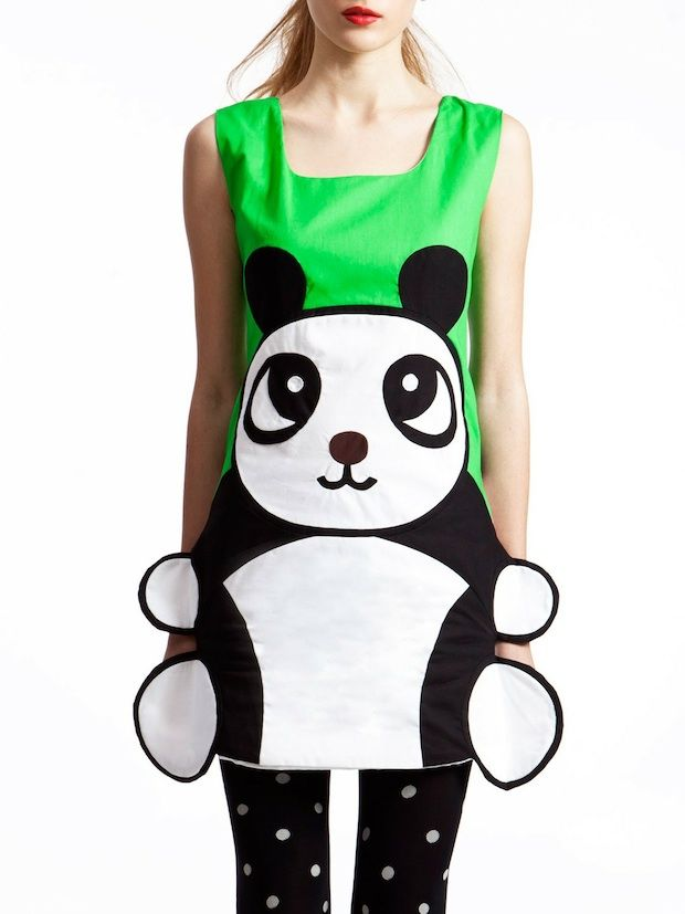 Mr Panda Minidress, from the JOYCE capsule collection by Yang Du: Worth Reading, Girl Lb, Joyce Capsule, Books Worth, Focal Point, Panda Minidress, Capsule Collection