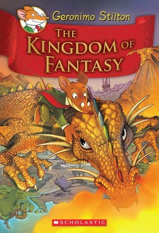 Kingdom Of Fantasy by Geronimo Stilton Book Trailer: http://youtu.be/lcMOHOiC4I0