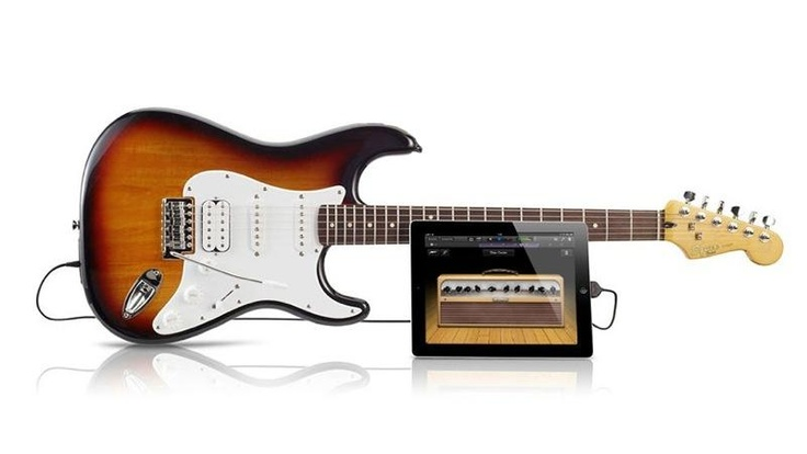 Why Fender's Apple-Compatible Guitar Is Brilliant