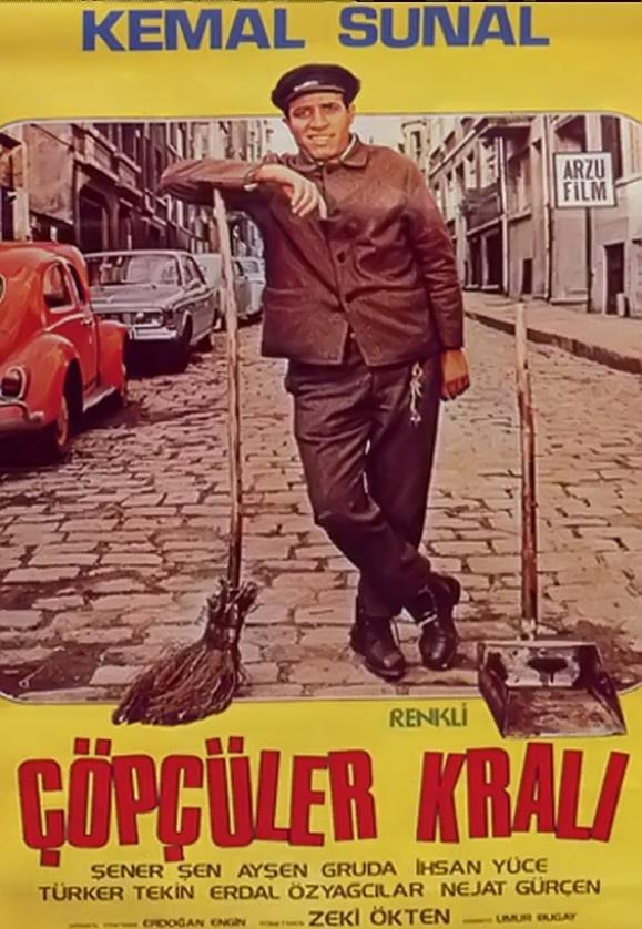Çöpçüler Krali (1977)