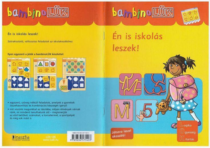 Marci fejlesztő és kreatív oldala: Bambino Lük