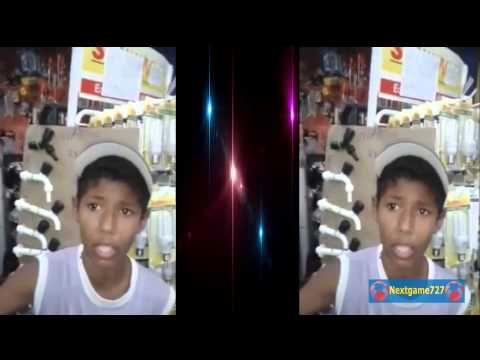 Niño con voz prodigiosa