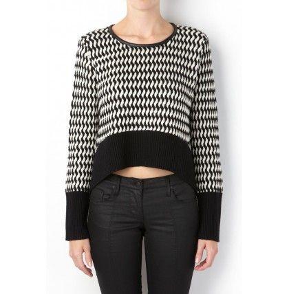Sass & Bide - I Want Life Sweater