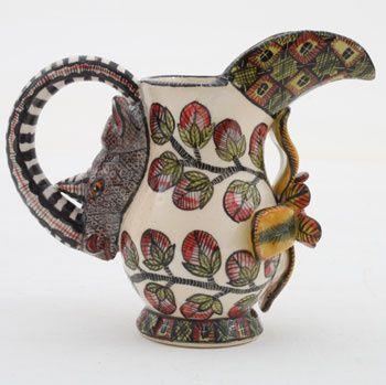 Ardmore Ceramics: Rhino Jug