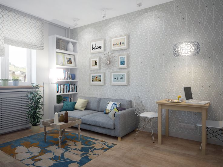 Двухкомнатная квартира в поселке Мечта