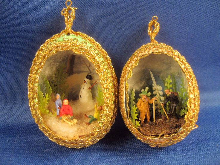 Best images about egg shell ornaments on pinterest