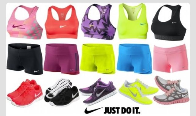 Nike Workout clothes...want soooo bad