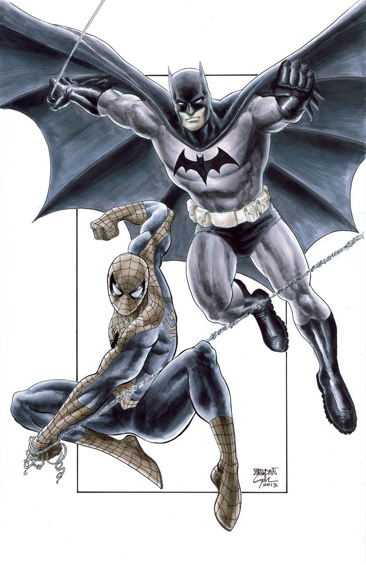 batman vs spiderman essay The heroic similarities between batman and superman pages 3  bruce and clark, batman and superman, justice league of america  sign up to view the complete essay.