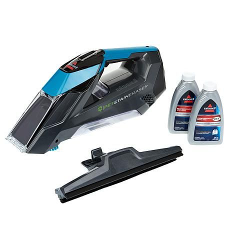 Bissell Pet Stain Eraser Cordless Portable Carpet Cleaner