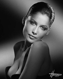 Laetitia Casta - French Actress and Model #www.frenchriviera.com