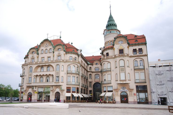"https://flic.kr/p/TYG8Xp | Fekete Sas Palota, Nagyvárad / Palatul ""Vulturul Negru"", Oradea / Black Eagle Palace 