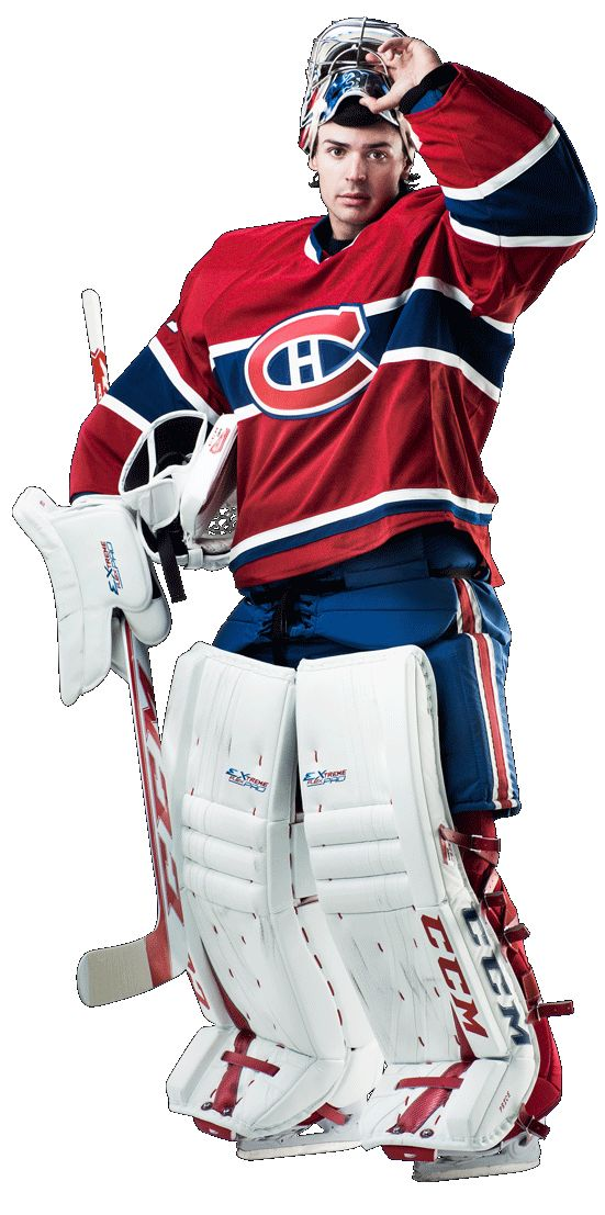Carey Price - He would probably prefer superior Bauer equipment to perform better, however, the CCM sponsorship is too significant to switch. Like MBA grads know, the switching cost is too high to make the change.