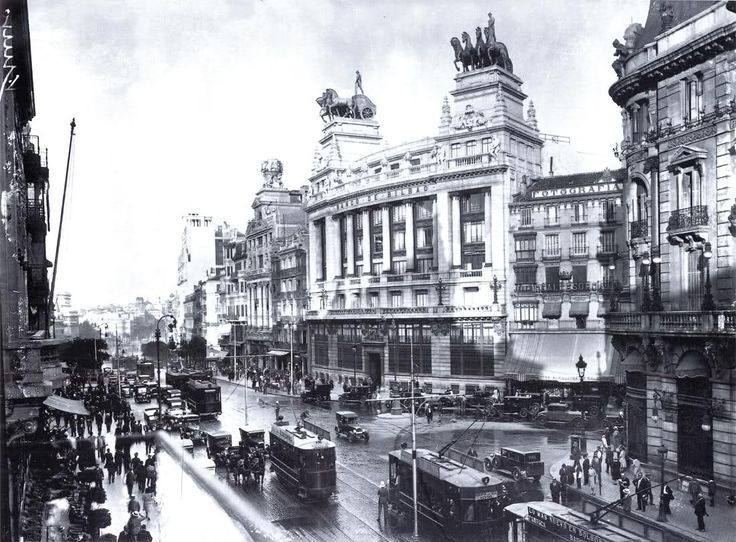 17 best images about madrid antiguo on pinterest san