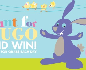 An Online Easter Egg Hunt for the Whole Family at Woolworths