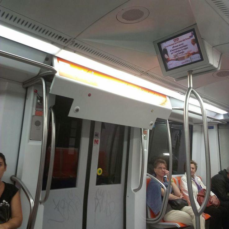 Il Trenino Roma Lido: #Atac: La sicurezza prima di tutto