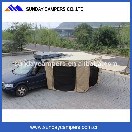 Source 270 Degree 4x4 Offroad Car roof awning for sale on m.alibaba.com
