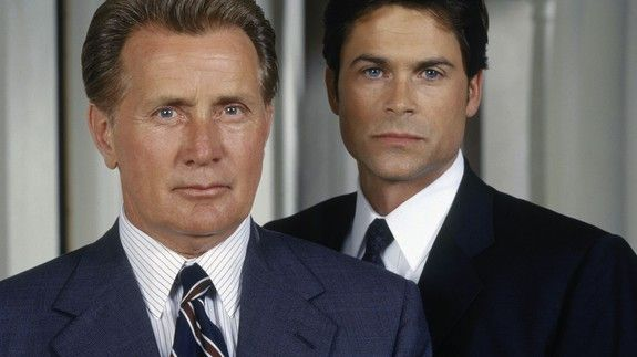 Rob Lowe serves Trump with a West Wing grammar burn and its perfection