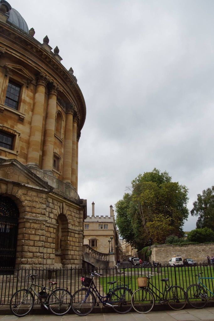 48 hours in Oxford with a Baby - a Photo Itinerary