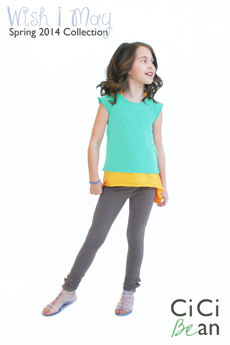 Wish I May Collection | CiCi Bean - clothing for tween girls. | Contact your local Play Stylist or shop online at www.peekaboobeans.com/chantalcp