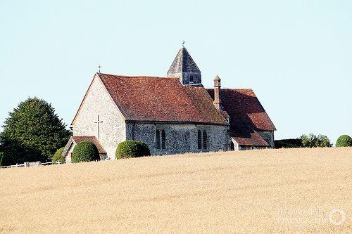 St Hubert's Idsworth - Chapel in the fields