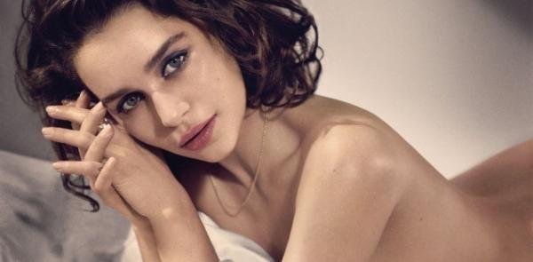 Jadi Wanita Terseksi di Dunia, Emilia Clarke Kembali Rilis Foto Bugil