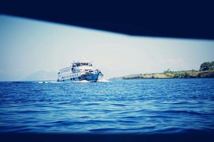 Ferry from Kupang-Lewoleba-Adonara#NTT
