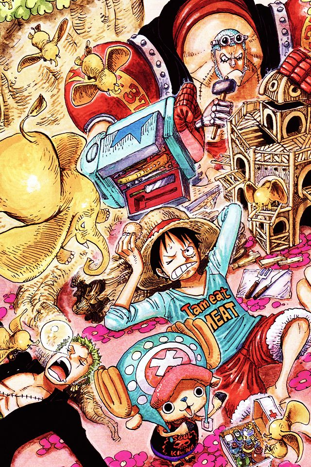 One Piece English Subbed on 7anime.net   One piece manga ...