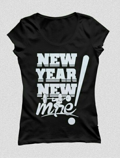 Purchase your new year new me t-shirts at justanothercliche.com