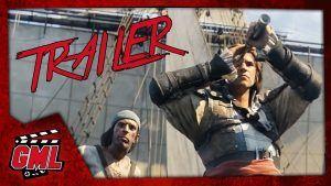 Assassin's Creed 4 Black Flag - Trailer 1080p -  - http://jeuxspot.com/assassins-creed-4-black-flag-trailer-1080p/
