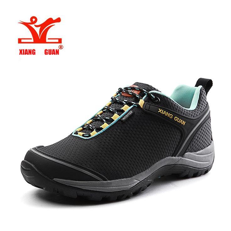 Sport Trekking Shoes Men Unisex Lovers Hiking Sneakers Women Waterproof Climbing Outdoor Walking Damping XIANGGUAN scarpe da