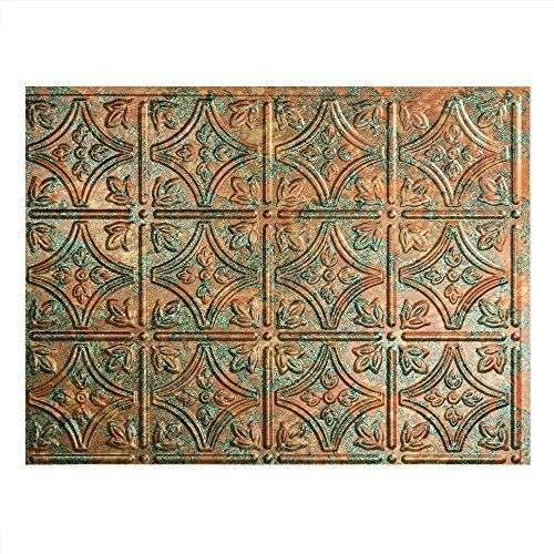 Fasade B50 11 Easy Installation Backsplash Traditional 1 Panel For Kitchen  And Bathrooms, 18