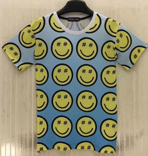[Elmo]2015 Summer newest style 3d tshirt men/women Rihanna/Skull/Tupac printed tees t-shirt O-Neck hip hop t shirt ropa hombre