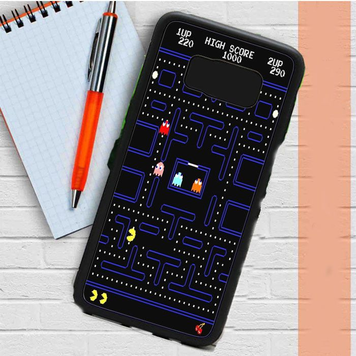 Pacman Game Samsung Galaxy S8 Plus Case Dewantary