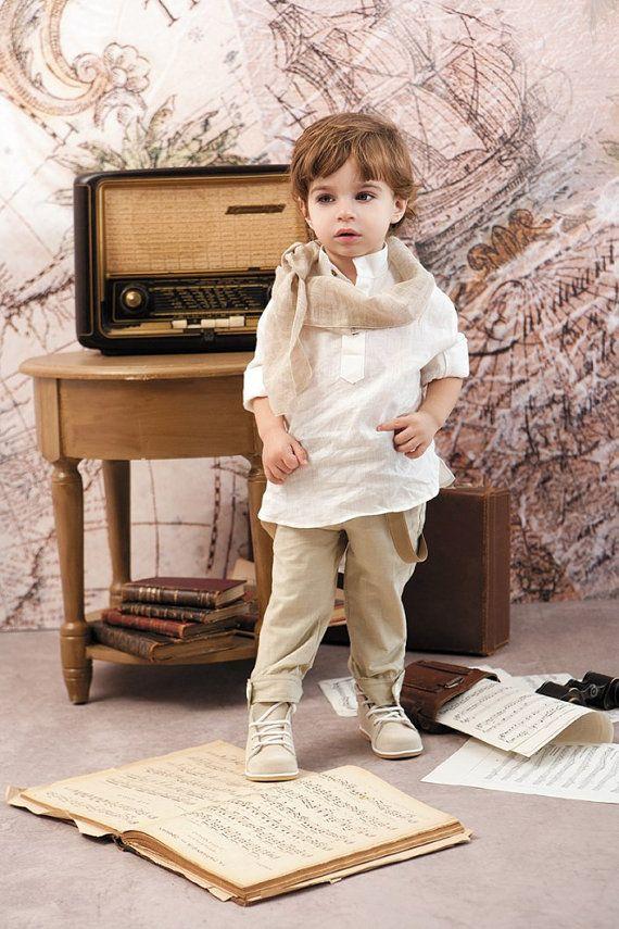 DOLCE bambini Christening Suit Sty.No 114-1 by StyledByAlexandros