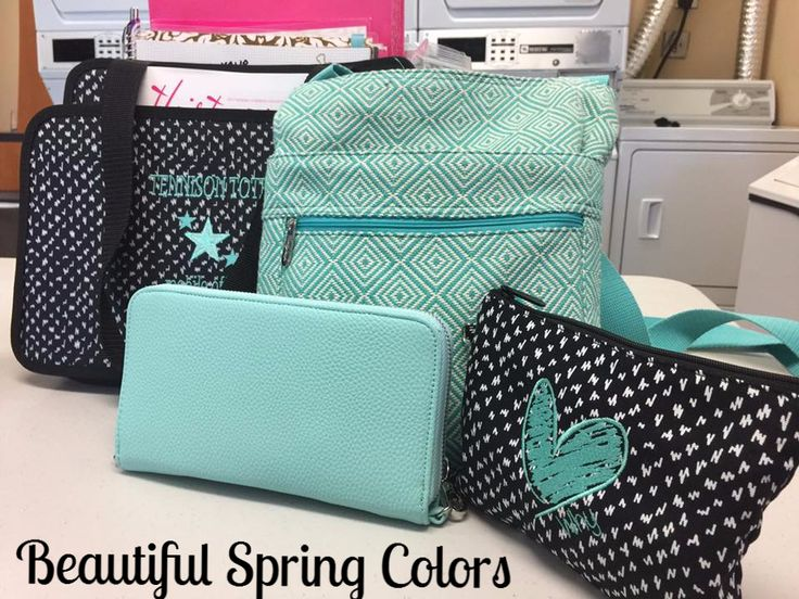Turquoise Graphic Weave Lil Scribble Mini Zipper Pouch All About the Benjamins wallet Triple Duty Caddy