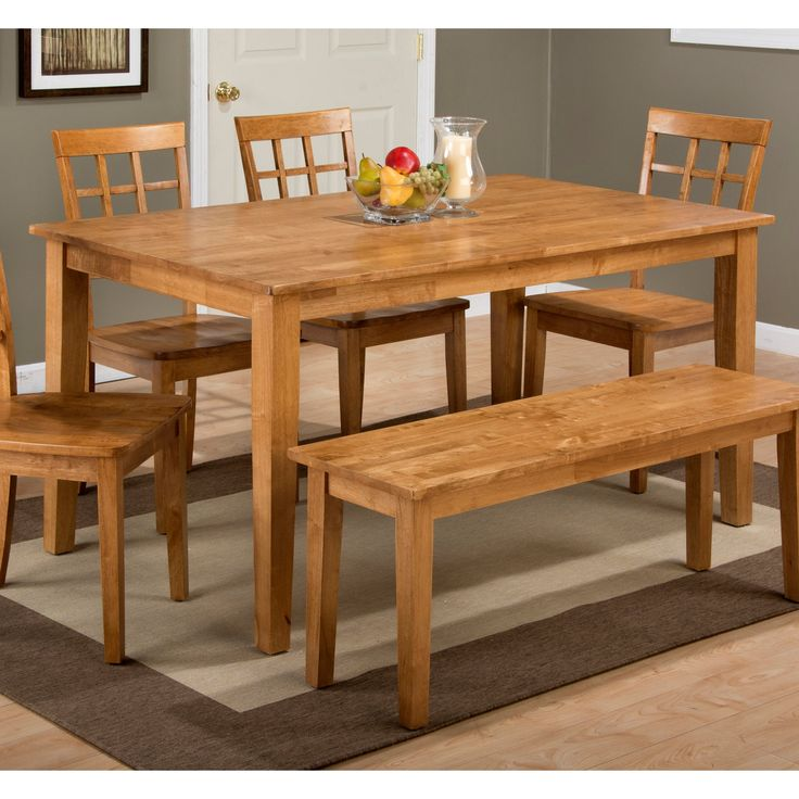 Jofran Simplicity Rectangle Dining Table - 352-60