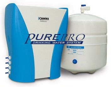 PurePro M300 reverse osmosis system uses the most advanced water treatment technology available. Reverse Osmosis is recognize. At. http://www.pureprousa.com/index.html