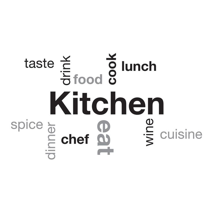 Quotes For The Kitchen: Best 25+ Kitchen Wall Quotes Ideas On Pinterest