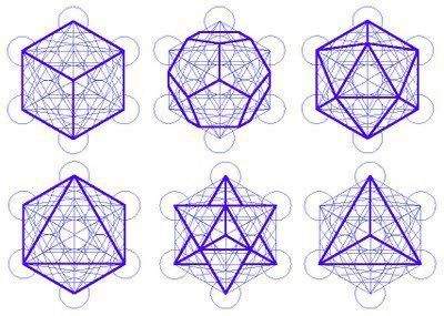"""geometría sagrada - sólidos platónicos"""" - Taringa!"""